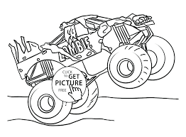 Coloring Pages Blaze Coloring Pages To Print Simple Tips And The