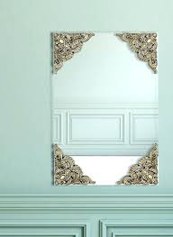 decorative wall mirror decorated wall traditional flat glass with decorated corners wall mirror decorative wall panels decorative wall mirror