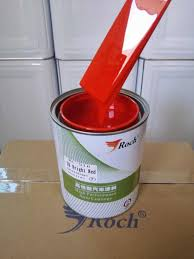 no primer stainless steel 2k polyurethane paint for alloy metal