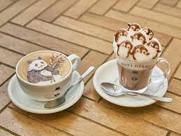These designer coffees will put a spring in your step. Best Cafes For Latte Art In Tokyo Time Out Tokyo