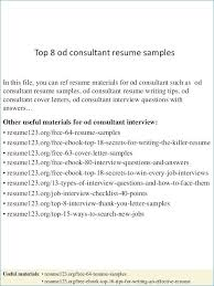 Some Samples Of Resume How To Answer Resume Questions Professional 8 Fresh Some General
