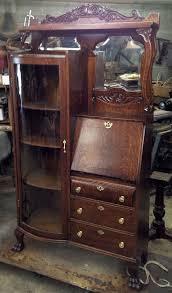 desks antique slant front desk antique gany secretary desk value of old secretary desk small