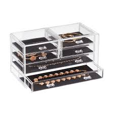6-Drawer Premium Acrylic Chest ...