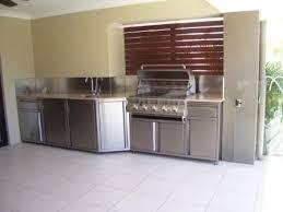 stainless steel outdoor kitchen. Custom Stainless Steel Outdoor Kitchens - Brisbane Kitchen