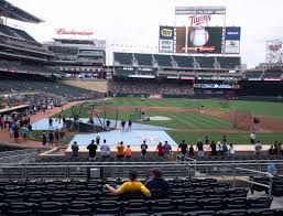Target Field Seating Chart Prices Target Field Section 110 Seat Views Seatgeek
