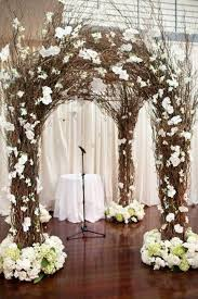 indoor wedding arches. 26 winter wedding arches and altars to get inspired | happywedd.com indoor .