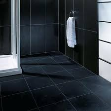 black tile bathroom attractive black bathroom tiles black sparkle bathroom floor tiles ideas and pictures black subway tile bathroom floor