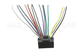 alpine car audio video wire harnesses wire harness for alpine cde 143bt cde143bt pay today ships today
