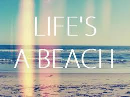 Cute Beach Quotes. QuotesGram via Relatably.com