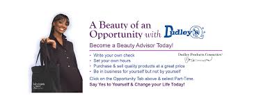 beauty advisor in partnership the professional cosmetologist reg  a beauty of an opportunity