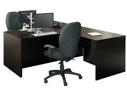 office desk photo. Small L Shaped Office Desk Left Return Photo