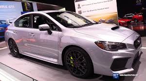 2018 subaru wrx interior. fine interior 2018 subaru wrx sti  exterior and interior walkaround 2017 new york auto  show to subaru wrx interior
