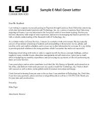 Email Cover Letter Subject Line Business Letter Template Farewell