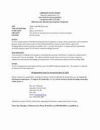 Carpenter Job Description For Resume Awesome 48 Sample Cover Letter