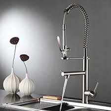 Fapully Touch Kitchen Sink Faucet mercial Pull Down Pre
