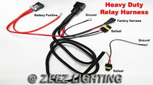xenon hid conversion kit relay wiring harness 9005 9006 hb3 hb4 xenon hid conversion kit relay wiring harness 9005 9006 hb3 hb4 h10 9140 9145