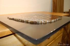 resin decorative panel petrified wood wall mounted
