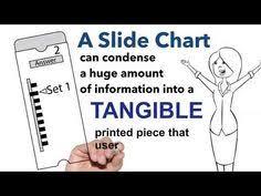 45 Best Slide Charts Paper Sliders Pocket Sliders Images