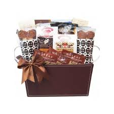 starbucks coffee connoisseur gift basket