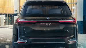 2018 bmw large suv. unique suv leaked 2018 bmw x7 reveal ahead of debut at frankfurt motor show for bmw large suv