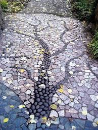 Best 25 Garden Paths Ideas On Pinterest  Gravel Pathway Mosaic Garden Path