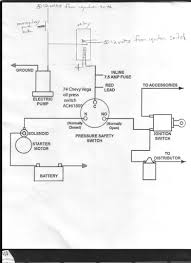 boat electric fuel pump circuit at hot idle fluctuates on and off electric fuel pump relay wiring diagram at Inline Fuel Pump Wiring Diagram