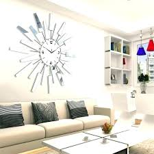 home ideas survival oversized decorative wall clocks foter from oversized decorative wall clocks