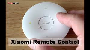 Xiaomi Philips Ceiling Lamps Remote Control App Setup