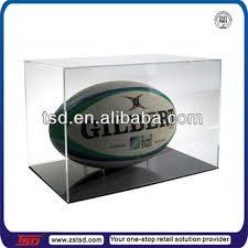 Football Display Stands Tsda100 High Quality Acrylic Football Display Caseacrylic 28