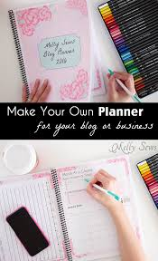 2016 Diy Planner Blog Planner Free Printable Pages Melly
