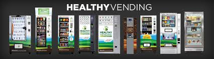 Vending Machines For Gyms Delectable Trending Alert Healthy Vending Version 4848