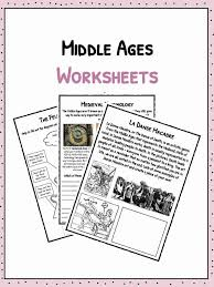 Middle Ages Facts, Information & Worksheets | Study Resources