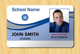 School Id Template Student Id Template 2 Other Files Patterns And Templates