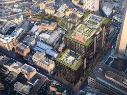 google london office. Amazon Is Due To Move A New Office Near Liverpool Street Station.Brookfield Google London
