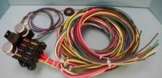 12 volt 8 circuit wiring harness