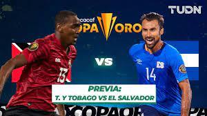 Tobago vs El Salvador
