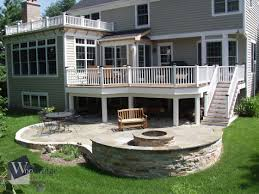ground level deck with pergola lovely decks by woodridge of ground level deck with pergola inspirational