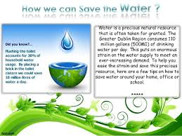 save environment ppt 10