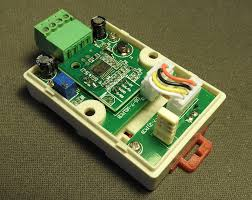 apc environmental sensors misery and here s the schematic omitting the power supply and the μp board