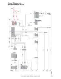 2014 tft gauge cluster dim retrofit 1996 Volvo 850 Engine Diagram at Volvo 850 Tachometer Wiring Diagram