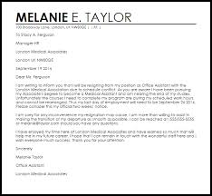 Resignation Letter Due To Pregnancy In School ...