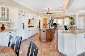 Rectangular Kitchen Great Kitchen Design Spring Lake New Jersey By Design Line Kitchens