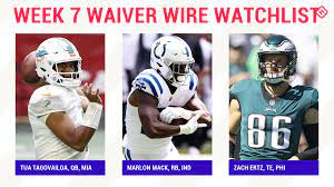 Fantasy Football Waiver Wire Watchlist ...
