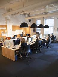office lighting options. Dark Flooring Can Actually Brighten Up An Otherwise Dull Space Office  Lighting Options Office Lighting Options