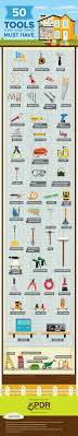 must have home improvement tools home repair infographic diy carpentry