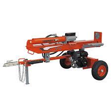 log splitters electric parts manual huskee yardmax 25 ton 208cc horizontal vertical gas log splitter
