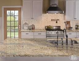 Granite Kitchen Accessories Golden Cascade Kitchen Remodel Pinterest Herringbone