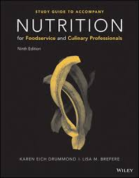 We are life takers and heart breakers, richter shouted. Nutrition For Foodservice And Culinary Professionals 9th Edition Wiley