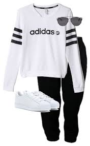 adidas outfits. fitness apparel shop @ fitnessapparelexpadidas fashion reflective shell-toe flats sneakers outfits