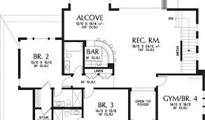 small modern house plan designs by size handphone